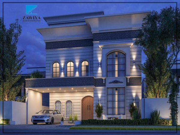 """""""10 Marla double Storeys Classical House with 5 Beds & 6 Baths"""""""