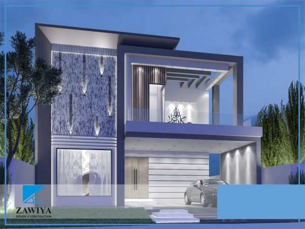 10 MARLA MODERN HOUSE PLAN