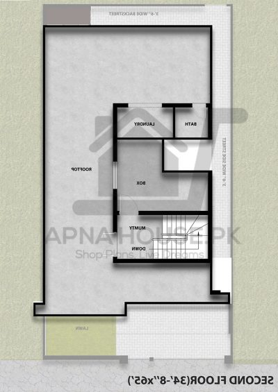 """""""10 Marla 2 Storeys Classical House with 5 Beds & 6 Baths"""""""